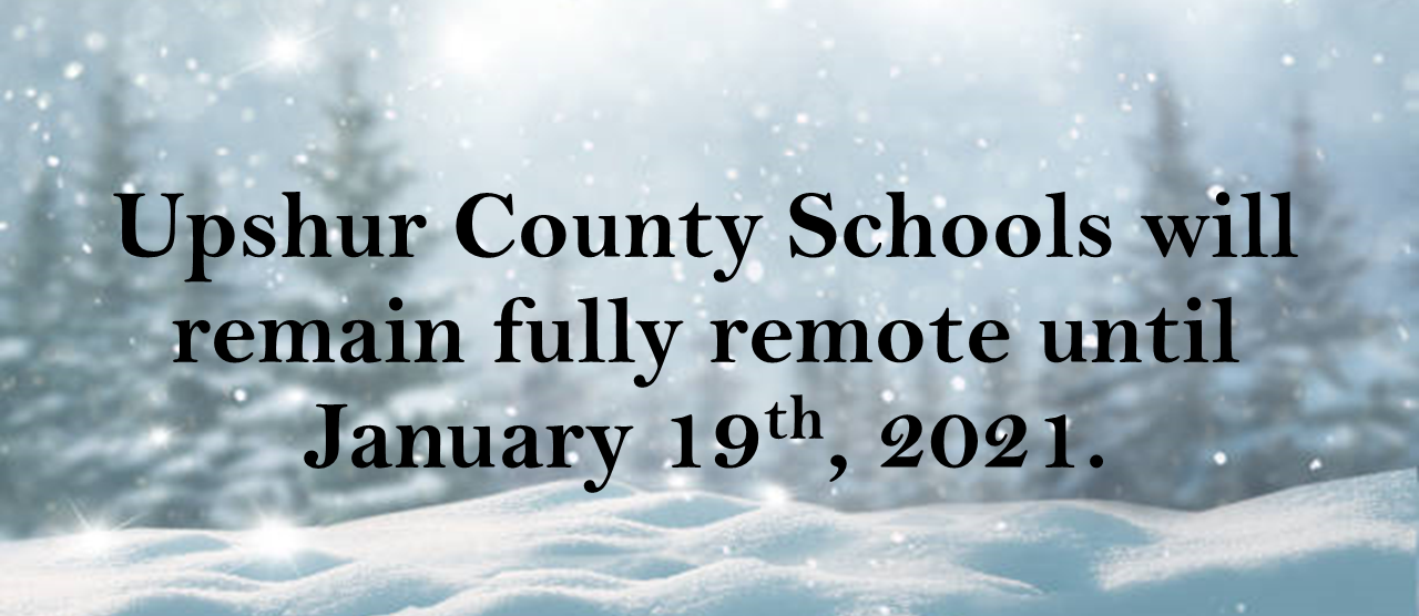 fully remote until January 19, 2021