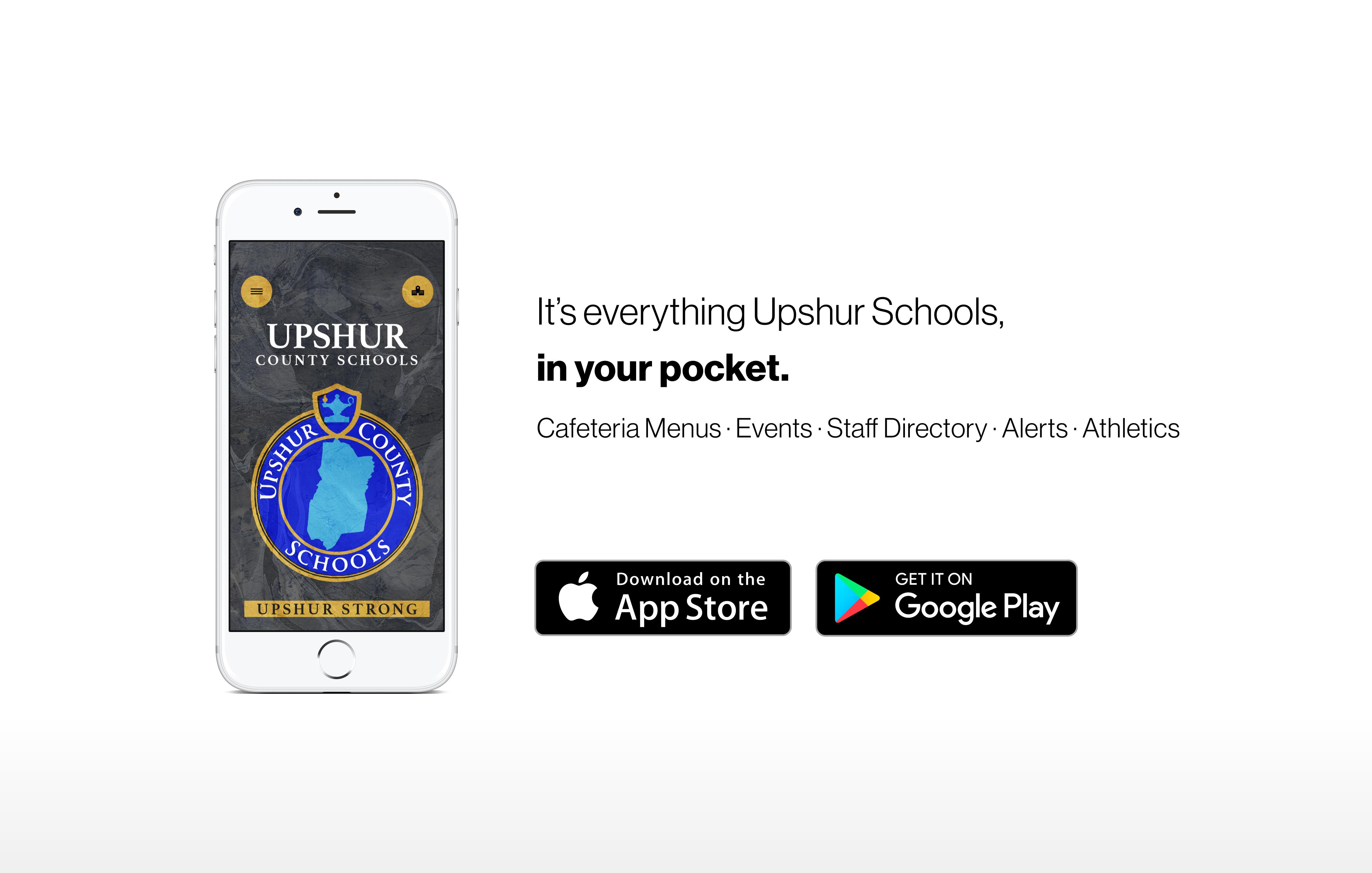Download Upshur Schools app