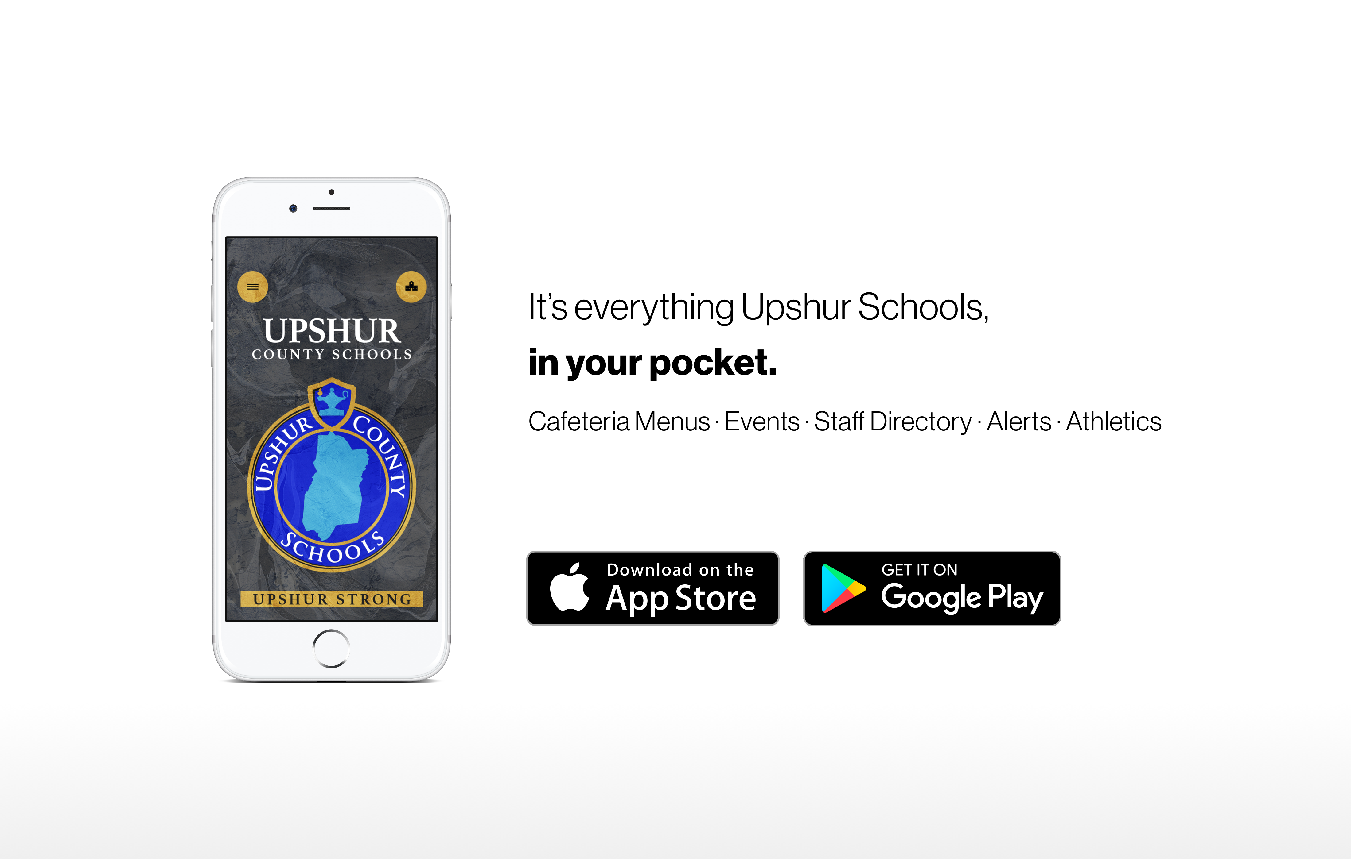 Download Upshur Schools app