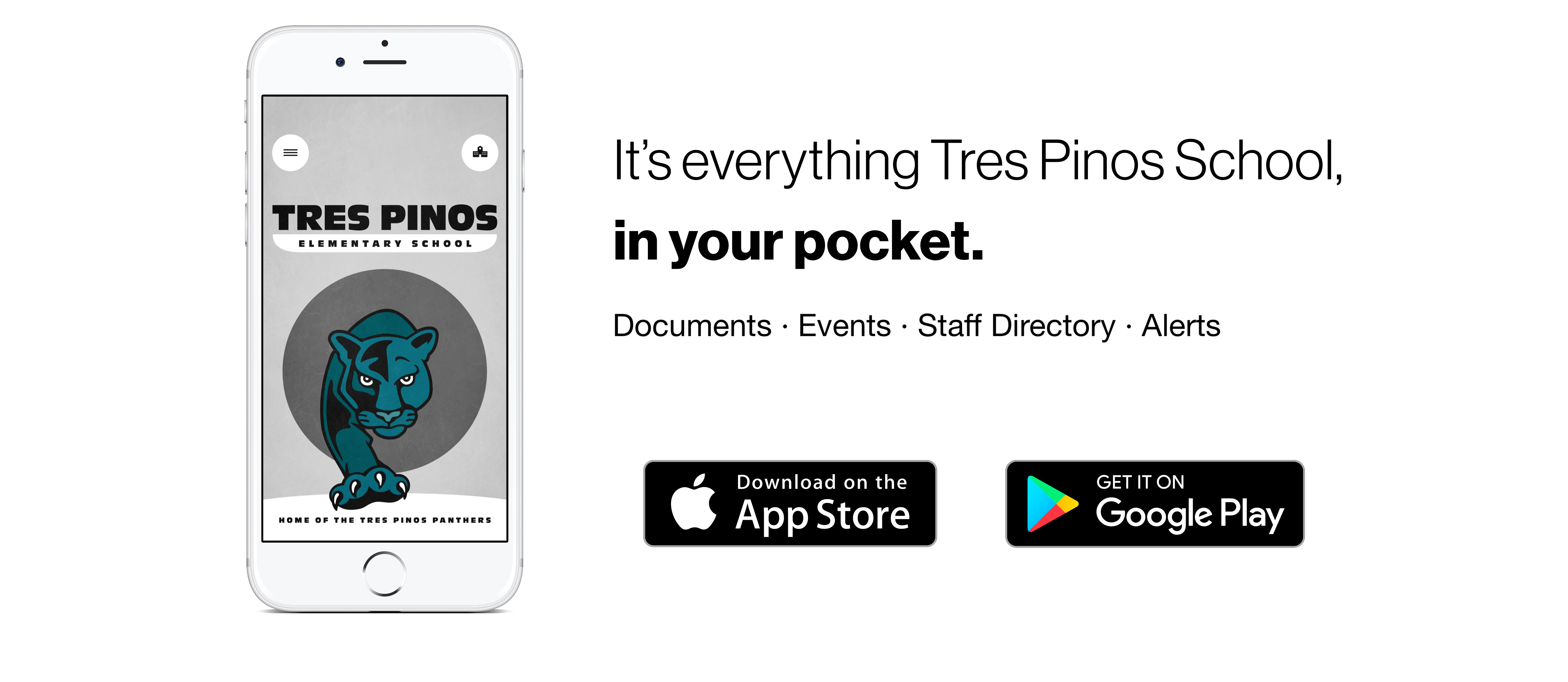 Download the new app! It's everything Tres Pinos! in your pocket!