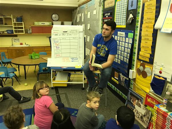 Elementary Reading Groups