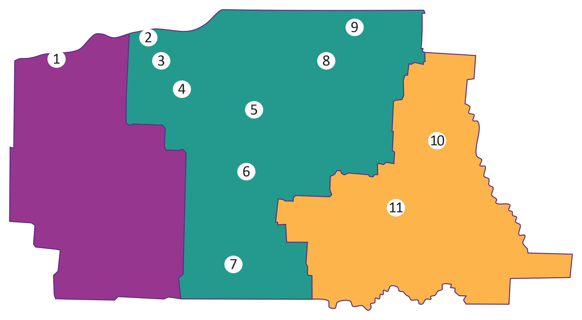 Blue Mtn Kids Map
