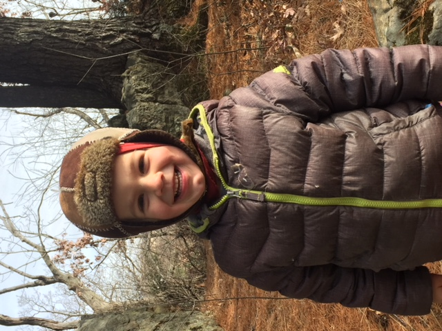 cute child outside