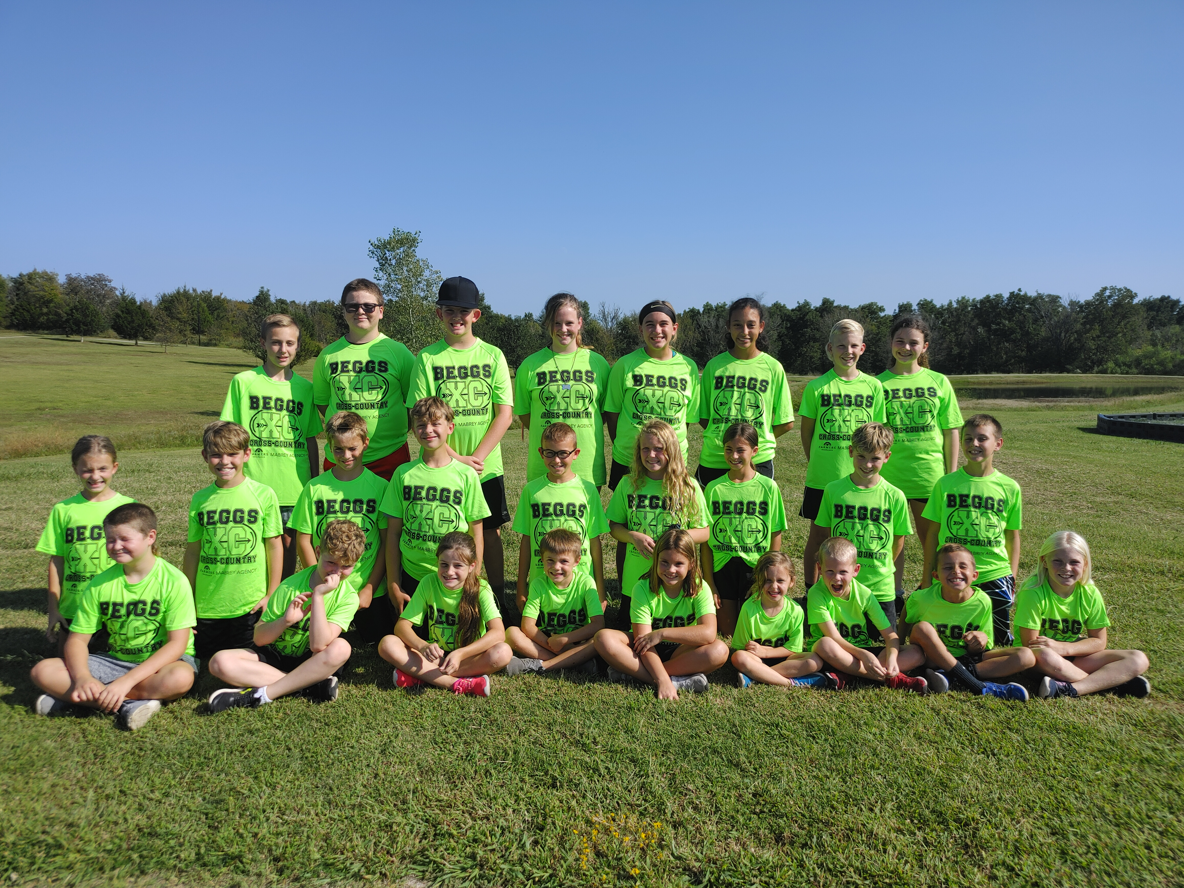 BES BMS Cross Country Photo