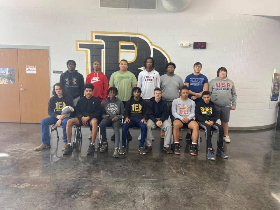 Boys Track Team
