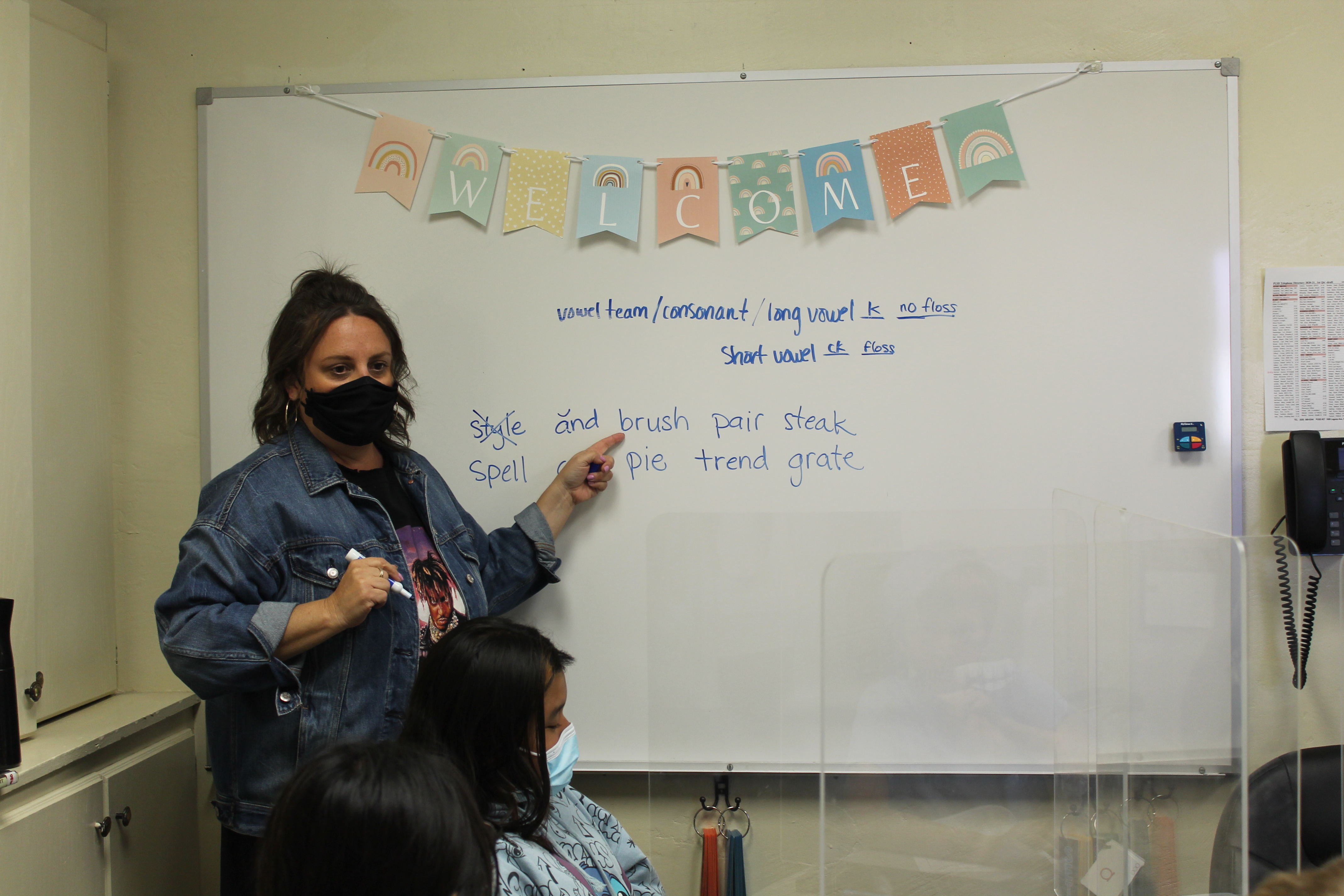 Teacher of year 2021