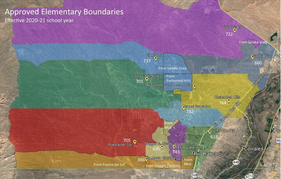 2020 approved elementary boundaries