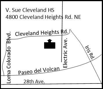 CHS Map