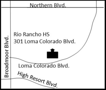 RRHS Map