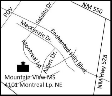 MVMS Map