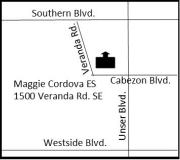 MCE Map
