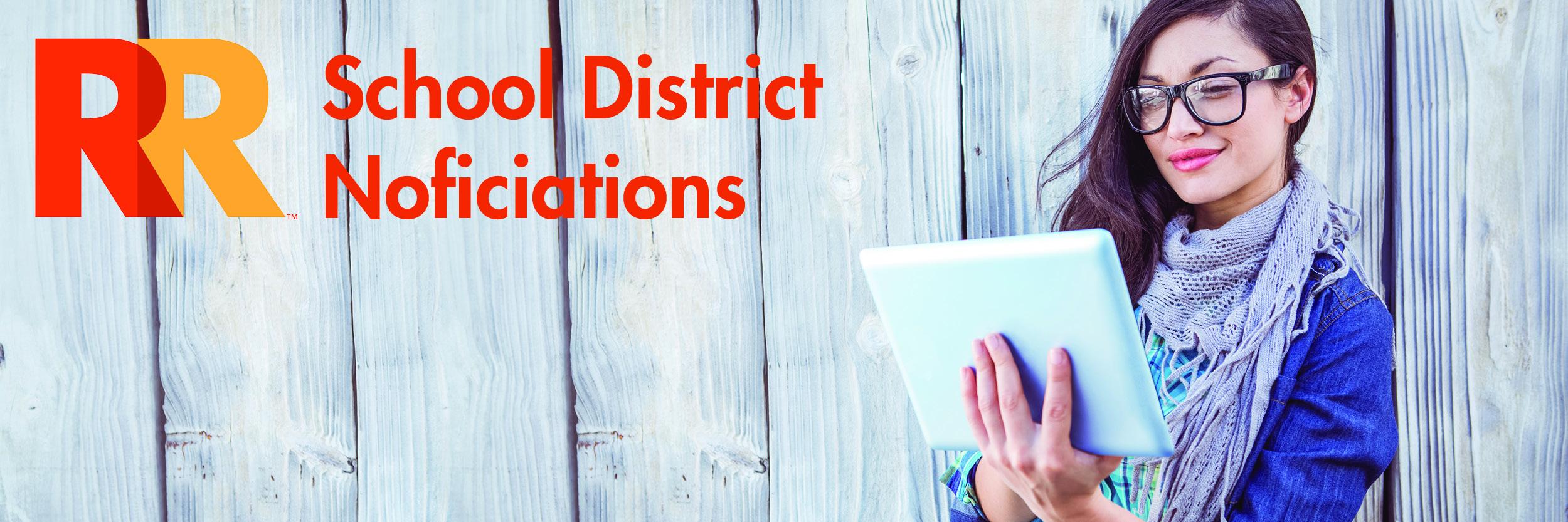 School District Notifications