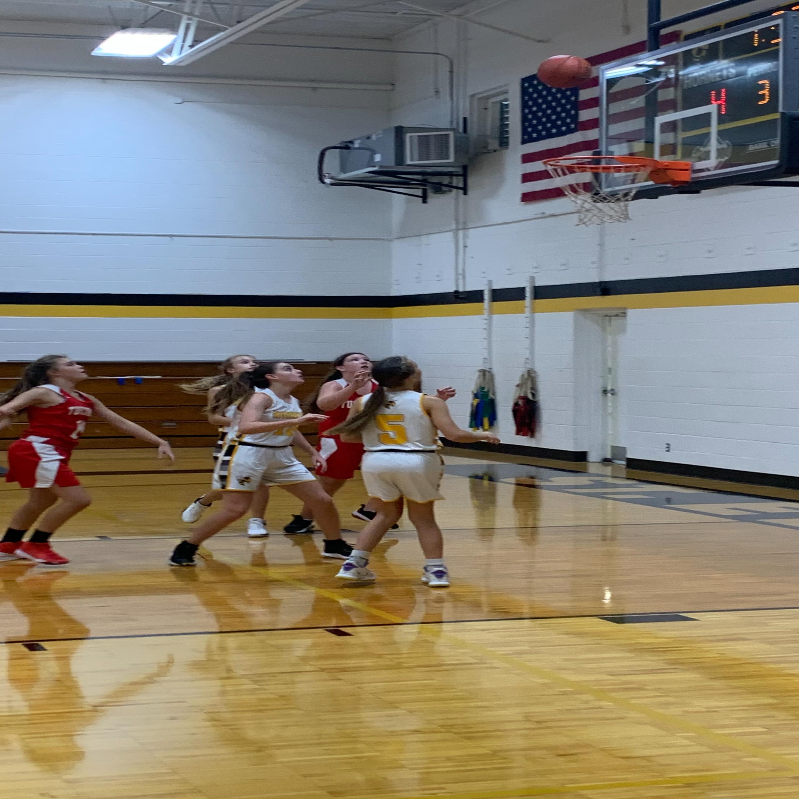 Girls Basket