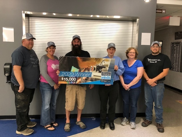 With the help of an America's Farmers Grow Rural Education, Edmunds Central School District has been awarded $15,000 grant