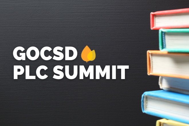 GOCSD PLC Summit