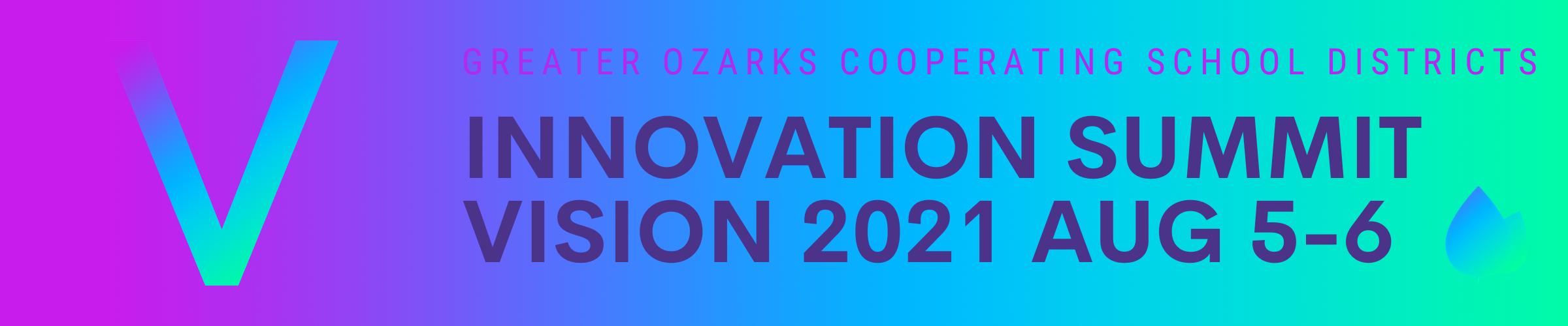 Innovation Summit Schedule