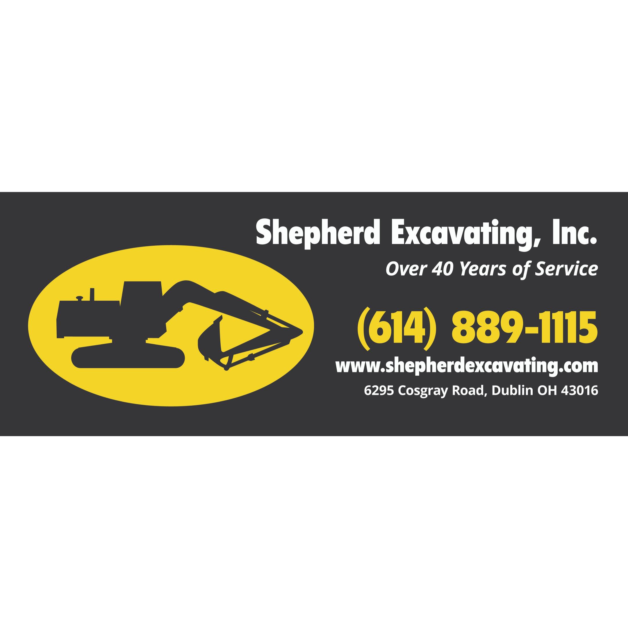 Shepherd Excavating Logo