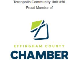 Proud Member for Effingham County Chamber