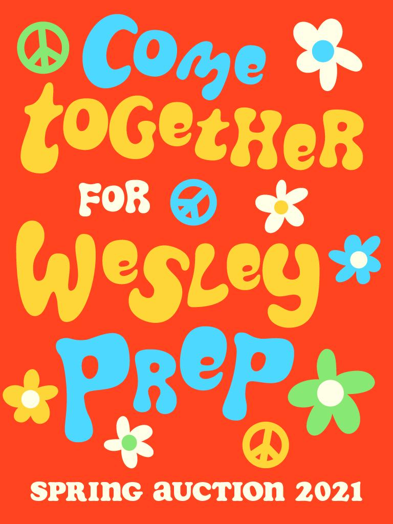 Come Together for Wesley Prep logo