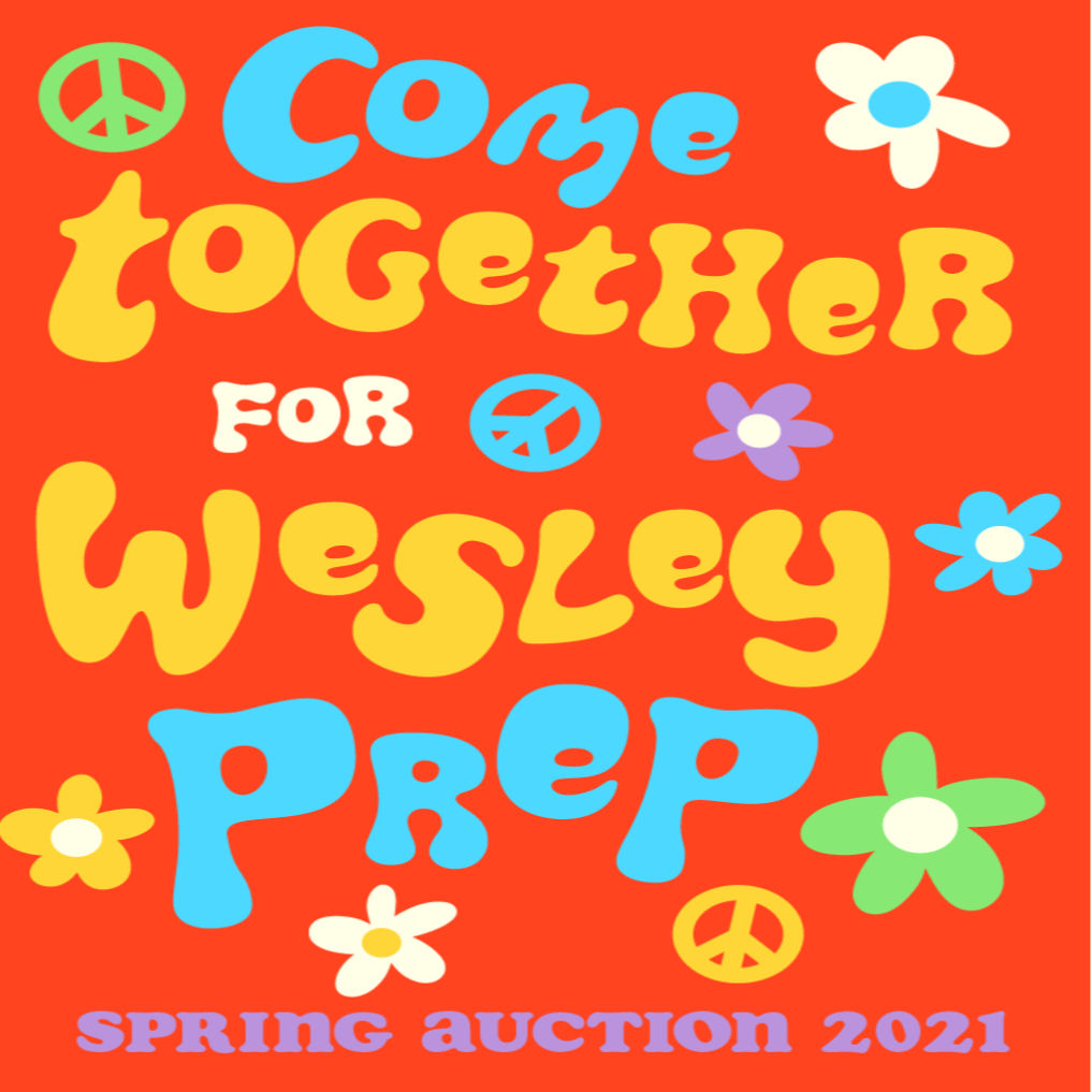 Come Together for Wesley Prep Auction logo