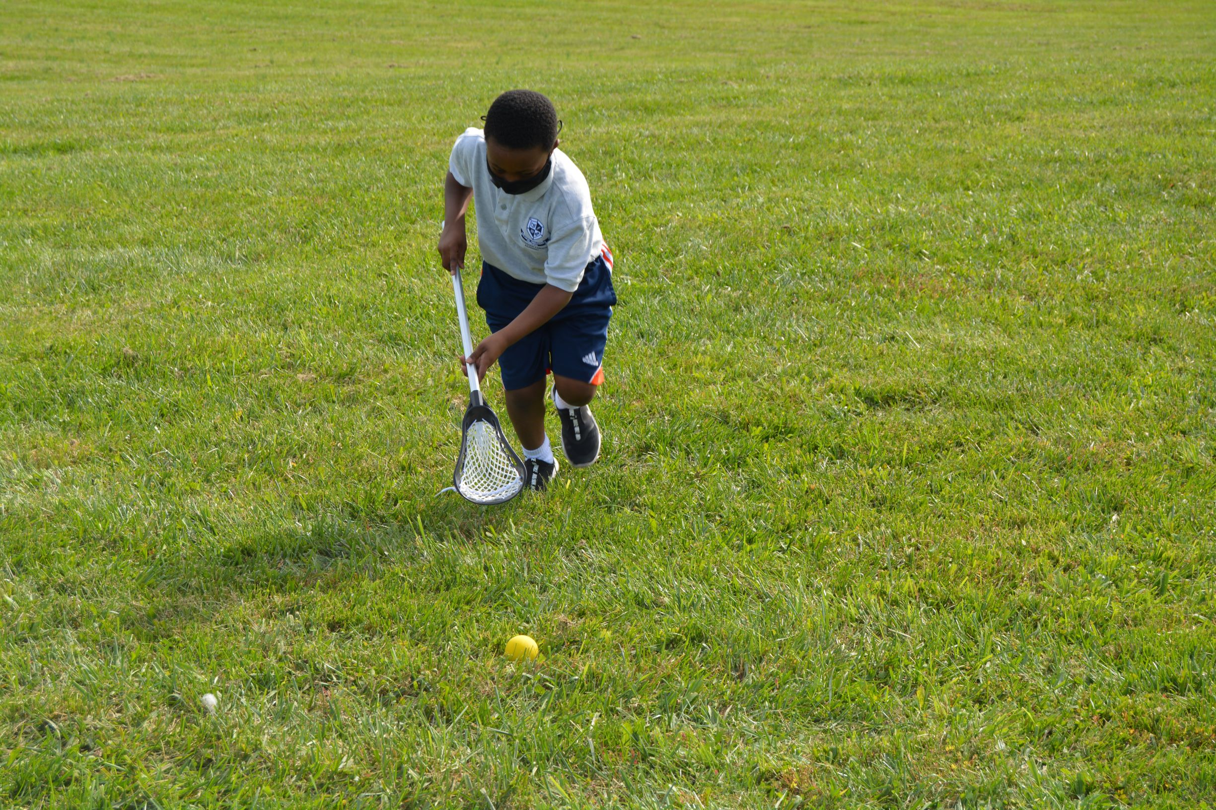 Lacrosse - LS boy