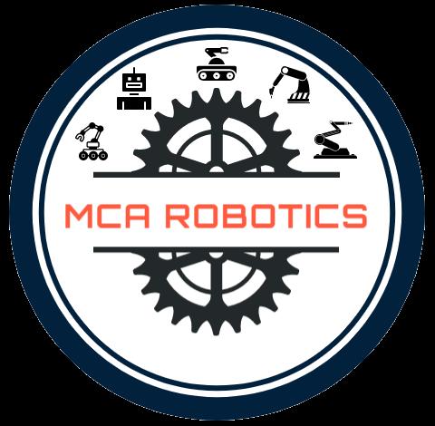 MCA Robotics Logo