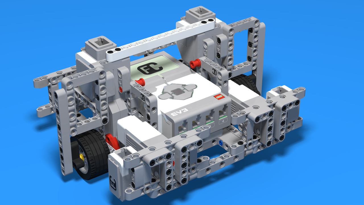 EV3 Mindstorm Robotics Base