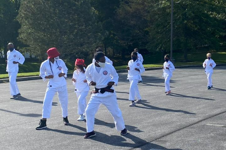 Karate group cover photo