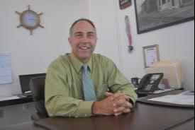 Darryl Hogue, Superintendent of River Bend
