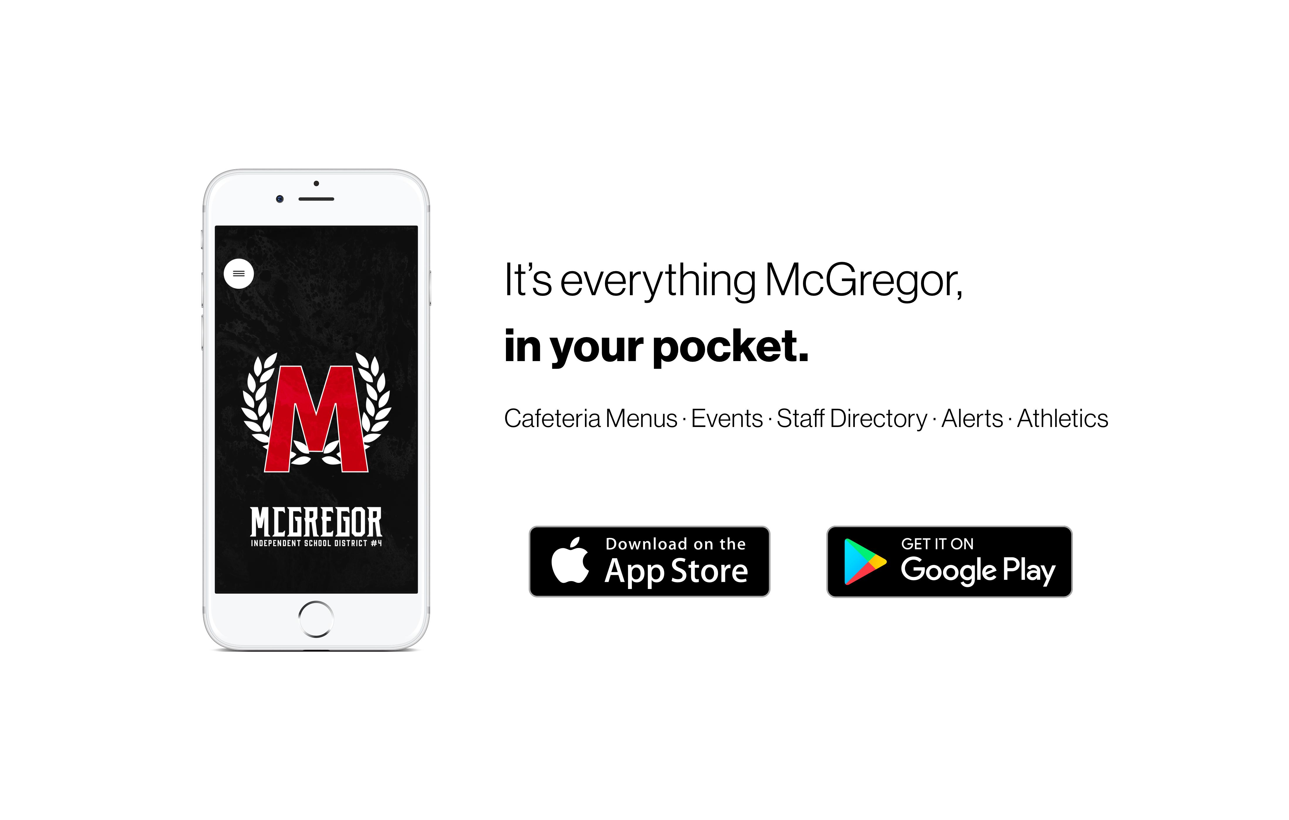 McGregor App