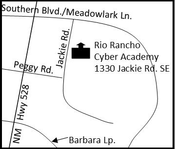 RRCA Map