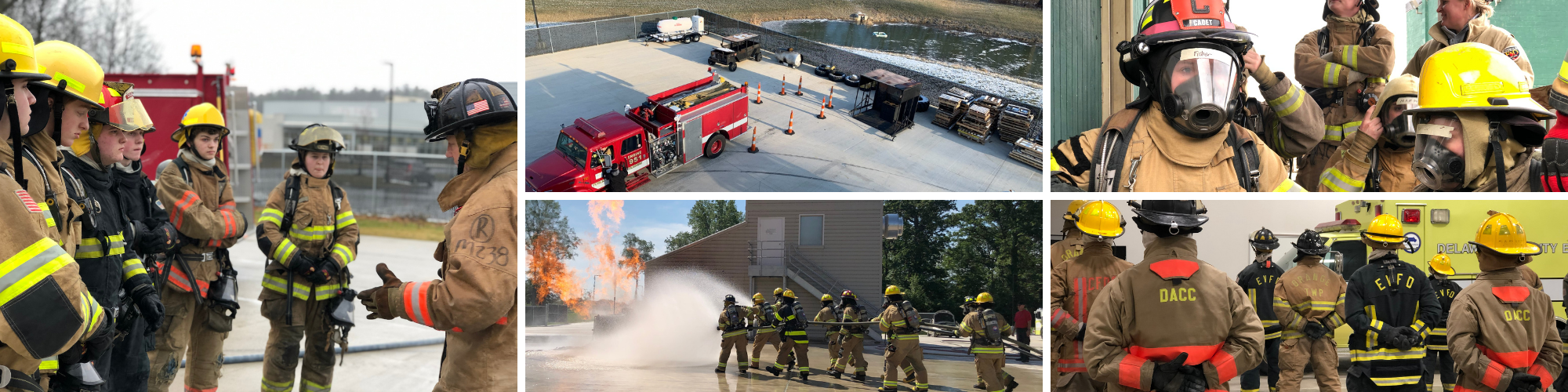 Fire Service Training Program