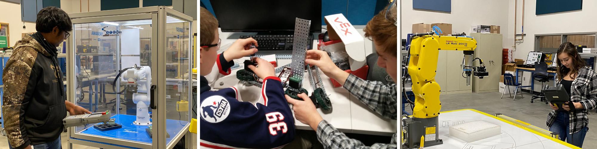 Engineering Robotics Lab Program