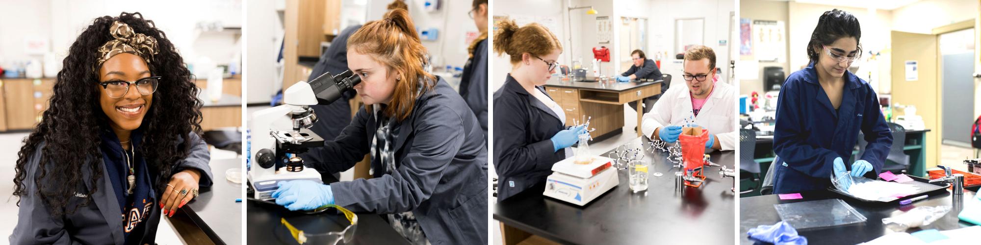 Bioscience Lab Program
