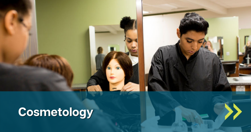 Link to Cosmetology lab page