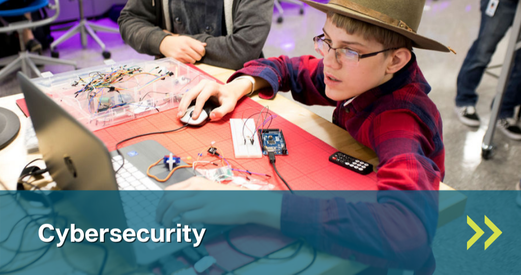 Link to Cybersecurity lab page