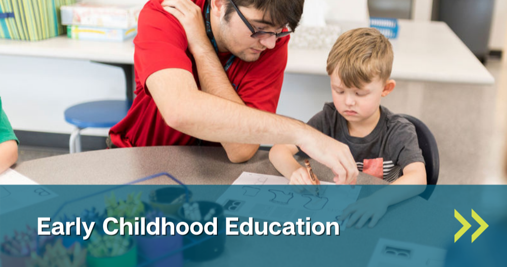 Link to Early Childhood Education lab page