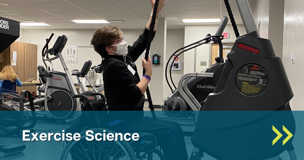 Link to Exercise Science lab program