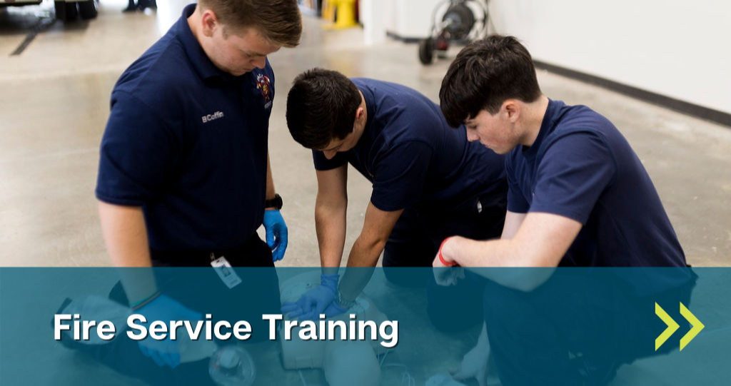 Link to Fire Service Training lab