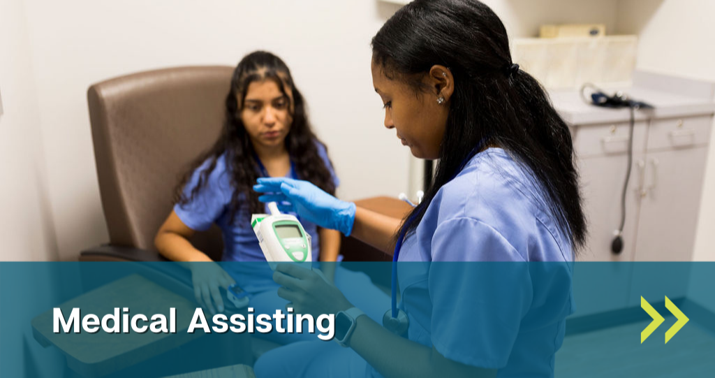 Link to Medical Assisting lab page