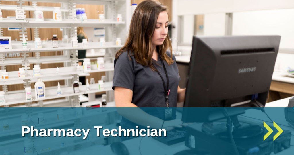 Link to Pharmacy Technician lab page