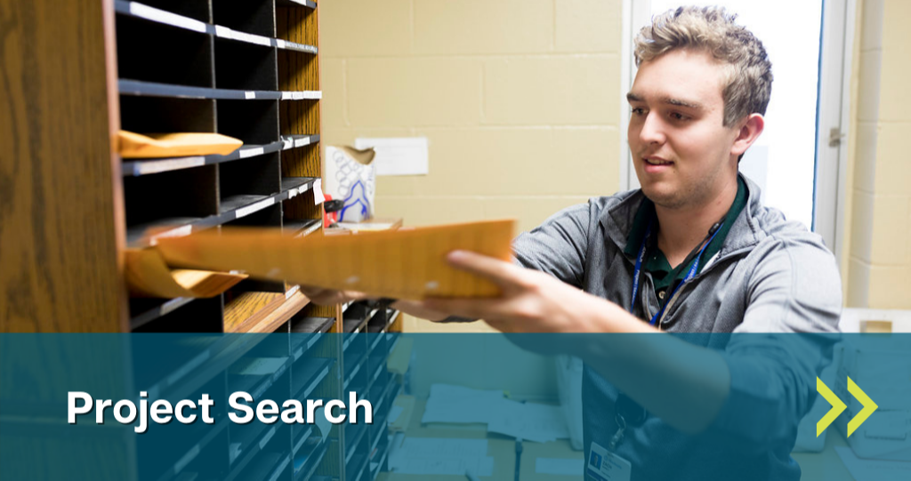 Link to Project Search lab page