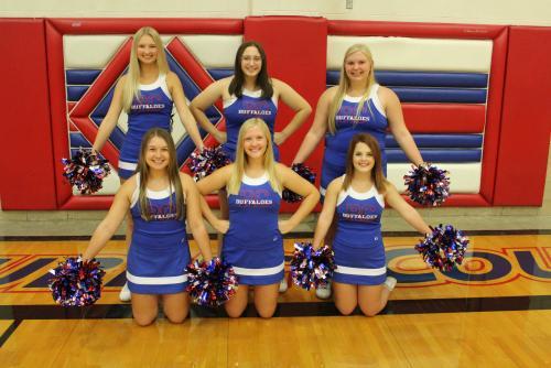 2020 HS Cheerleading