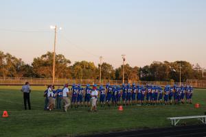 Beloit Varsity Football Game