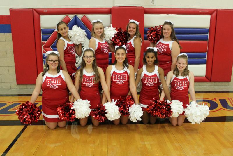 2020 Cheerleading