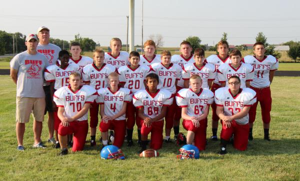 2015 Junior HIgh Football