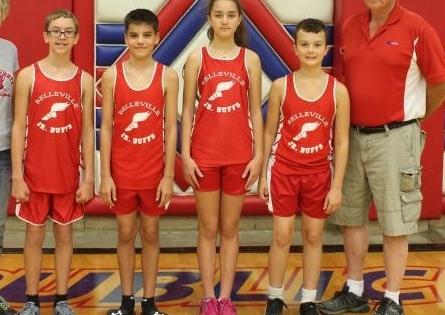 Junior High Cross Country 2016