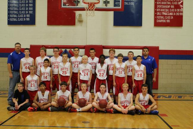 2016 Boys Basketball