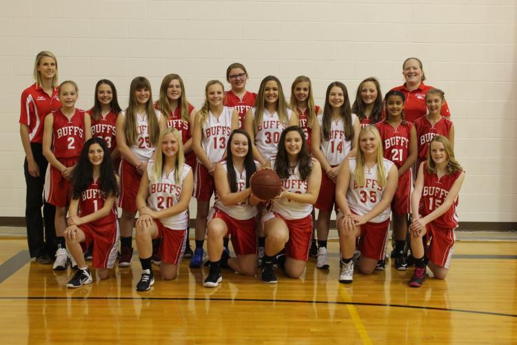 2017 Junior High Girls Basketball