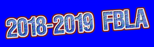 2018-2019 FBLA